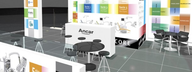 Stand Expodental ANCAR